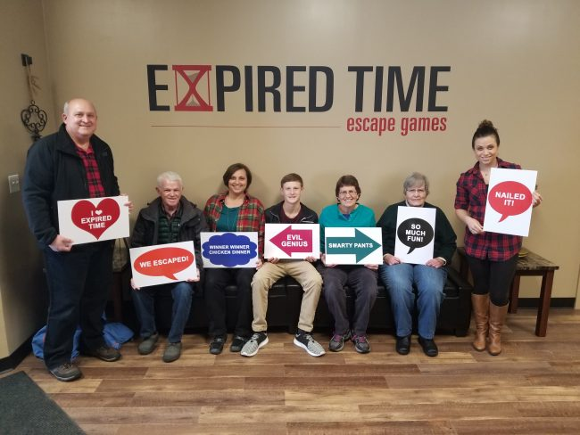Expired Time